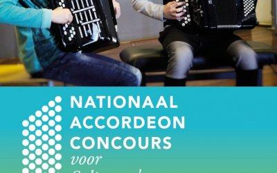 Accordeon Concours Amstelveen