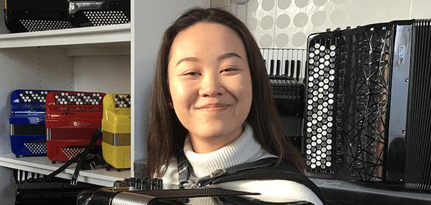 Hanzhi Wang concerttour recensie